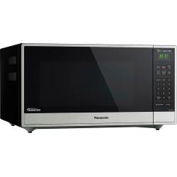 1.6 Cu. Ft. 1200W Countertop Microwave Oven Panasonic NN-SN77HS