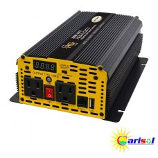 1000W GO POWER OFF GRID INVERTER GP-1000-12/24V