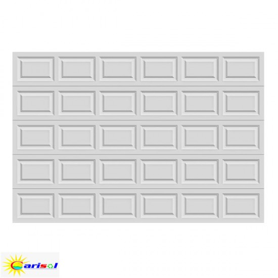 12ft. X 6ft. 6-9 Inch NON - INSULATED GARAGE DOOR Amarr-VALUE SERIES