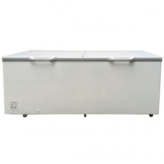 26 Cu.Ft Double Door Chest Freezer Frigidaire-FFC26A3KPW