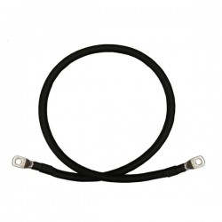 1/0 Battery Jumper Cable TechSpan - Negative - 3ft. - 1/0