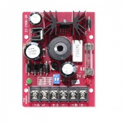 4 AMP 5 AMP Peak Power Supply Charger Seco-Larm-ST-2406-5AQ
