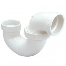 1-1/2in  - PVC P-TRAP W/UNION