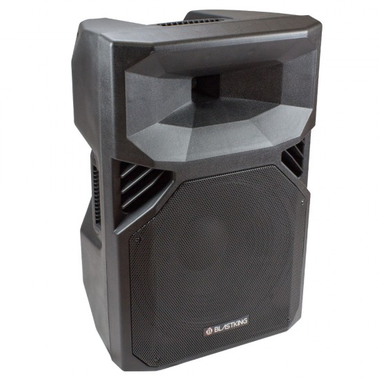 15 Inches 1000W 2-Way Active Loud Speaker with Bluetooth BLASTKING XS15A