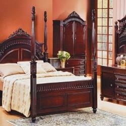 5 piece Queen Bedroom Set Shamrock SHAMROCK-Q