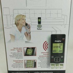 Cordless Phone With Caller ID/Call Waiting-Vtech-VTC-CS6114