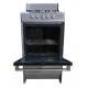21 inch 4 Burner Gas Stove-BP020E--SIL