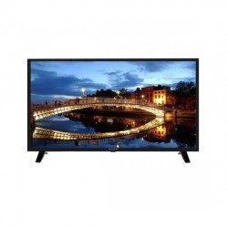 39 inch HD LED TV with two Remotes Blackpoint BP42LED-J