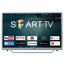 49 inch Blacksonic ULTRA HD Smart TV - Dual Speed Panasonic Chrome