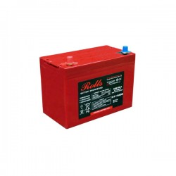 115 Amp Hour 12V - Absorbed Glass Mat Rolls Surrette - S12-128-AGM