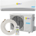 12000BTU - Carisol (110v) Inverter Air Conditioner Unit - with Installation
