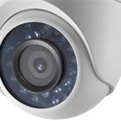 1080p Turret Camera 2.8mm IR 20m  Plastic Indoor - Turbo Hikvision DS-2CE56D0T-IRPF