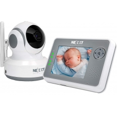 Nexxt RooMate Baby Monitor ? Pan / tilt / zoom ? Baby Monitor