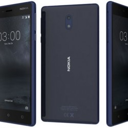 Nokia NOKIA 3 - Cellular phone - 2G