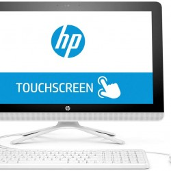 """21.5"""" HP ALL IN ONE LAPTOP PENTIUM J3710 QUAD-CORE WITH TOUCH SCREEN"""