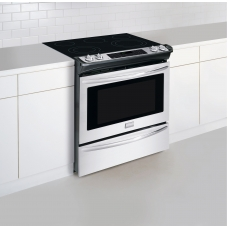 30 inch Frigidaire Slide In Electric Range -  Stainless Steel