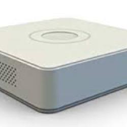 16ch HD/AHD/Analog DVR 1080p/4MP Lite 1SATA 1 RJ45 1000M - Hikvision DS-7116HQHI-K1