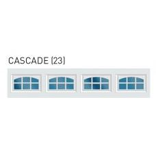 Cascade - Charleston Decra Trim Garage Door Window (per insert)