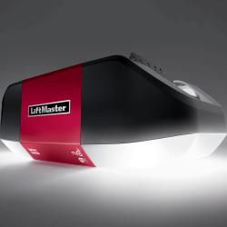 7ft. Rail  Elite Series Garage Door Opener - with WiFi - Liftmaster 8550