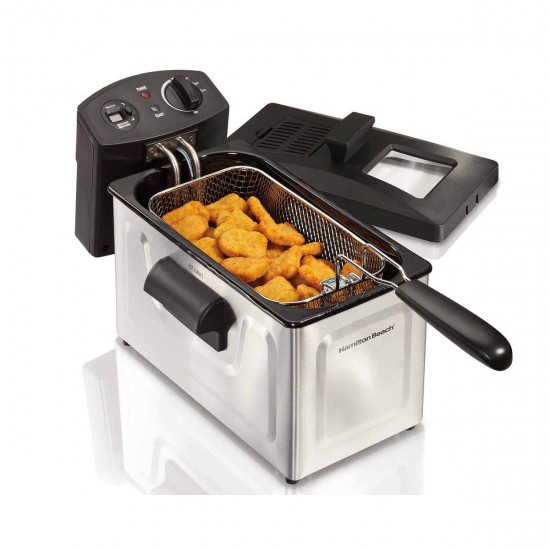 HAMILTON  DEEP  FRYER ELECTRIC