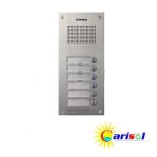6 ROOM COMMAX APARTMENT INTERCOM DOOR STATION – DR-6UM