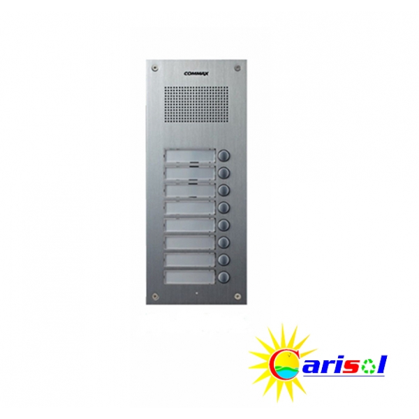 8 ROOM COMMAX APARTMENT INTERCOM DOOR STATION – DR-8UM