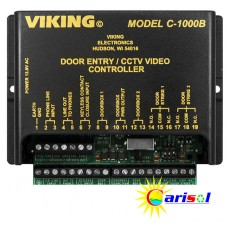 VIKING RESIDENTIAL DOOR ENTRY CONTROLLER – C1000B