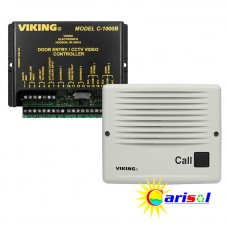 VIKING RESIDENTIAL DOOR ENTRY SYSTEM – C1000B / W2000A