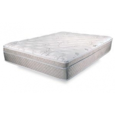 Bamboo - Two Sided Deluxe Euro Top Mattress - Double