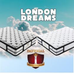 King Size London Dreams Mattress Imperial-IMP-LONDON-DREAMS-KING