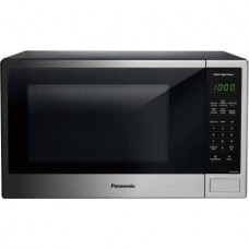 2.1 CU.FT. PANASONIC STAINLESS STEEL MICROWAVE OVEN