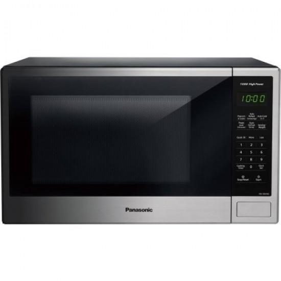 1.3 Cu. Ft. 1100W Countertop Microwave Oven Panasonic NN-SB646S