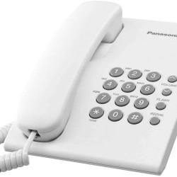 Single Line Corded Telephone Panasonic KX-TS500