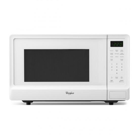 1.1 Cu. Ft. White Countertop Microwave Whirlpool WMC10511AW