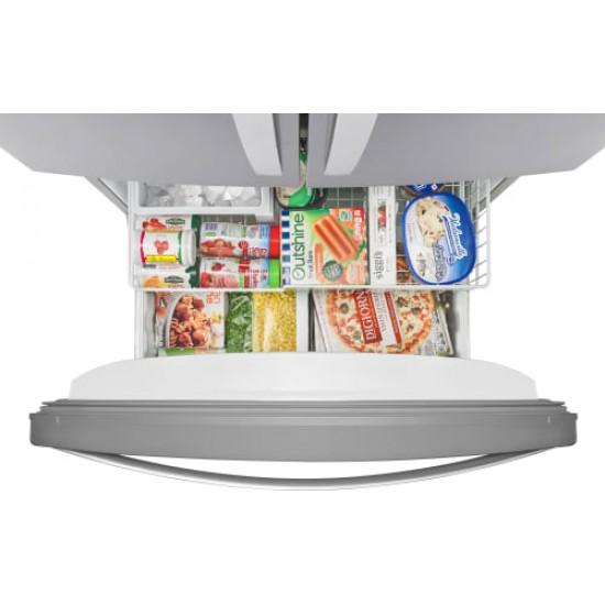 25.2 French Door Refrigerator-WRF535SWHZ