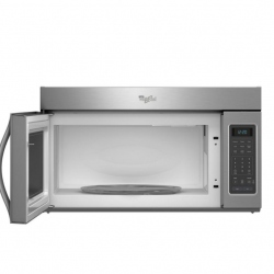 1.7 cu. ft. Over the Range Microwave in Stainless Steel Whirlpool-WMH31017AS