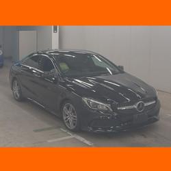 1.6CLA180 2017 Black Sports Mercedes Benz - MY-6917600