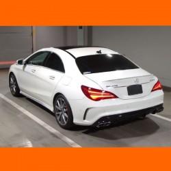 CLA45 2017 White 4 Matic 4WD Mercedes Benz - AU-70403300