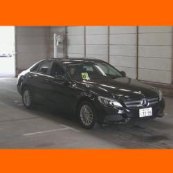 C180 2016 C-Class Black Radar Safety Mercedes Benz - AU-70399000