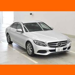 2.0 C200 2016 Silver Avantgarde Mercedes Benz - MY-6921300