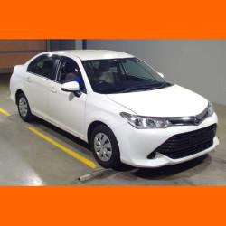 1.3X 2015 White AXIO NRE160 Toyota Corolla - JM-6896800