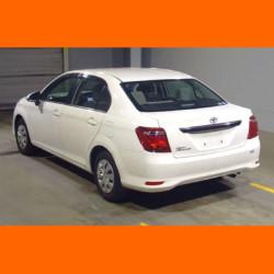 1.3X 2015 White AXIO NRE160 Toyota Corolla - JM-6891000