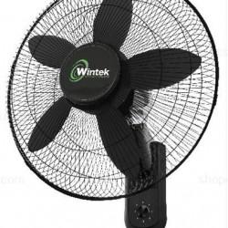 18 inch Wall Fan Without Remote Wintek WW-1845-B
