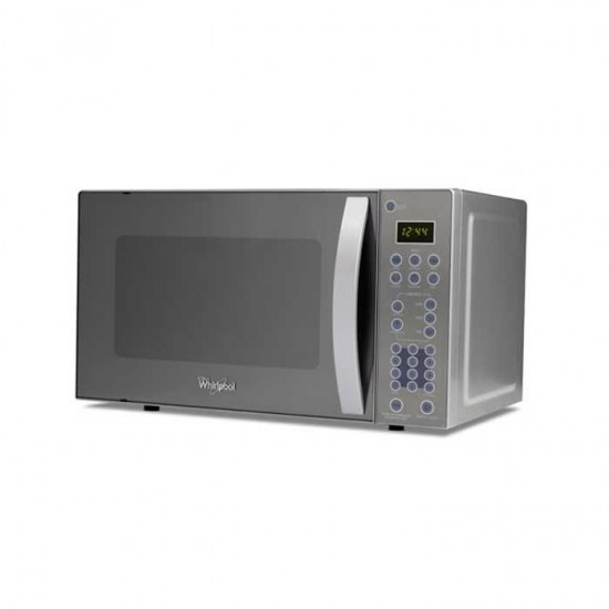 0.7 Cu. Ft. Mirror Finish Microwave Whirlpool-WMS07ZD