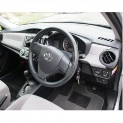 1.3X 2015 Silver AXIO NRE160 Toyota Corolla - JM-6887600