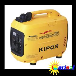 1.6KVA KIPOR INVERTER GENERATOR - IG2000