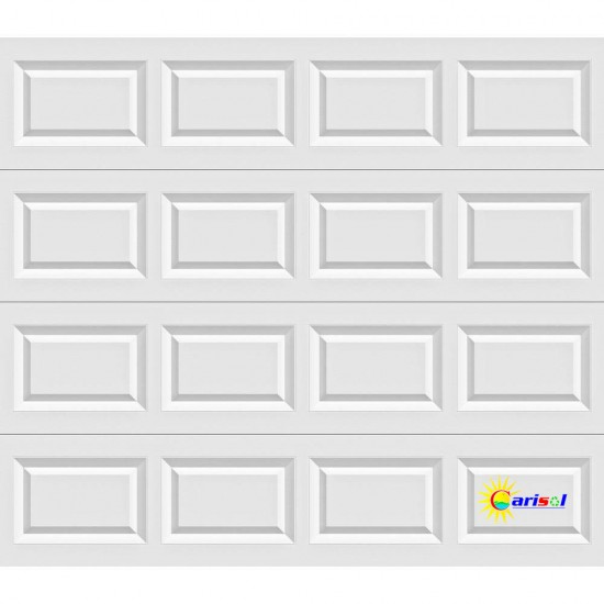 8ft. X 8ft. 8-9 Inch Insulated Garage Door Clopay-Premium Series