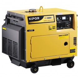 4.5KVA Diesel Generator Kipor KDE6500T