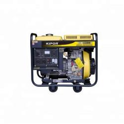 4.5KVA Diesel Generator Kipor KDE6500E