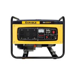 2KVA Gas Generator Durable KGE2500X
